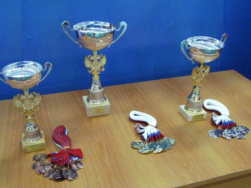 кубки и медали