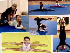 гимнастика в сокольниках