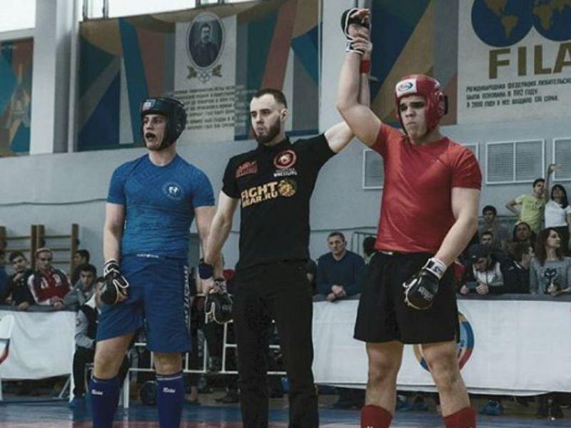 чемпионат и первенство москвы по панкратиону