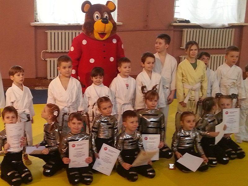 Детские соревнования