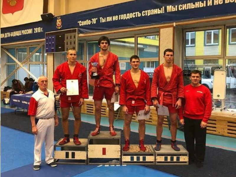 тренер по самбо judokan.ru